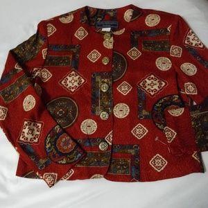 Vintage Blouse by Norton McNaughton Petites